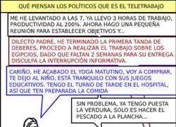 Enlace a Teletrabajo: expectativas vs realidad