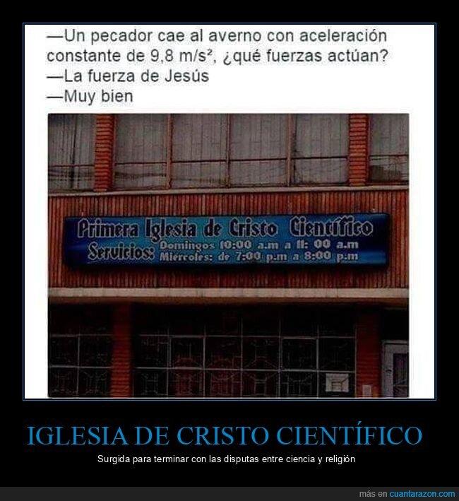 científico,cristo,iglesia,wtf