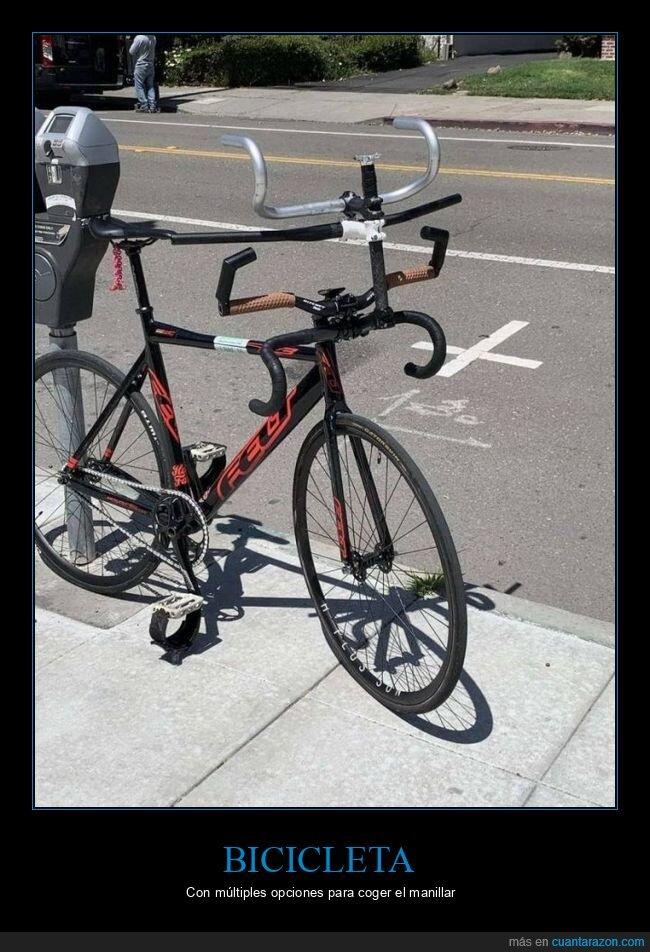 bicicleta,manillar,wtf