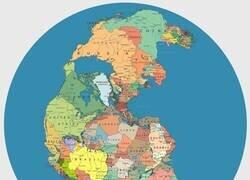 Enlace a Así sería el mundo si aún existiera Pangea