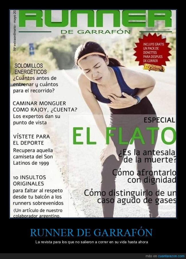 coronavirus,cuarentena,revista,runner