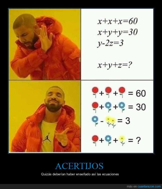 acertijos,drake,ecuaciones