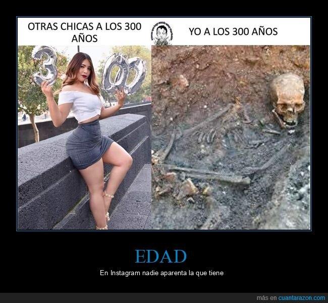 300 años,esqueleto