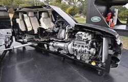 Enlace a El interior de un Land Rover