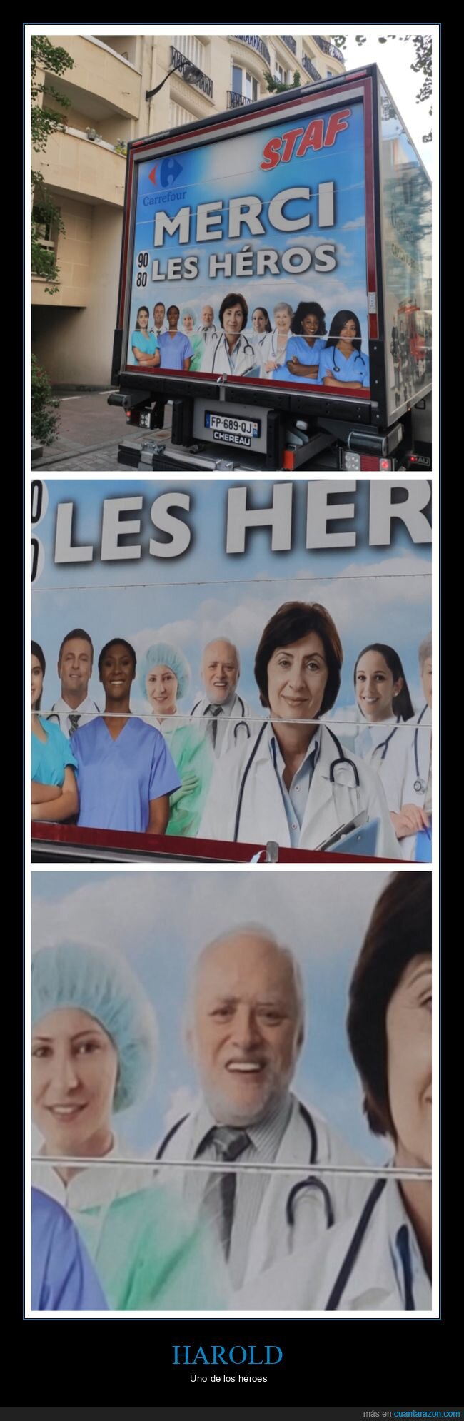 héroes,hide the pain harold,médicos