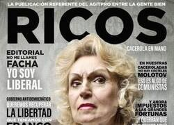Enlace a La revista que más se vende en el arrio Salamanca