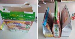 """Enlace a """"Solo he tardado 40 años"""": Esta mujer alucina al descubrir la forma correcta de cerrar una caja de cereales"""