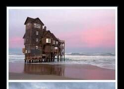 Enlace a Casas en primerísima línea de playa