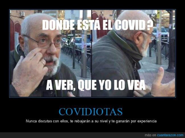 coronavirus,discutir