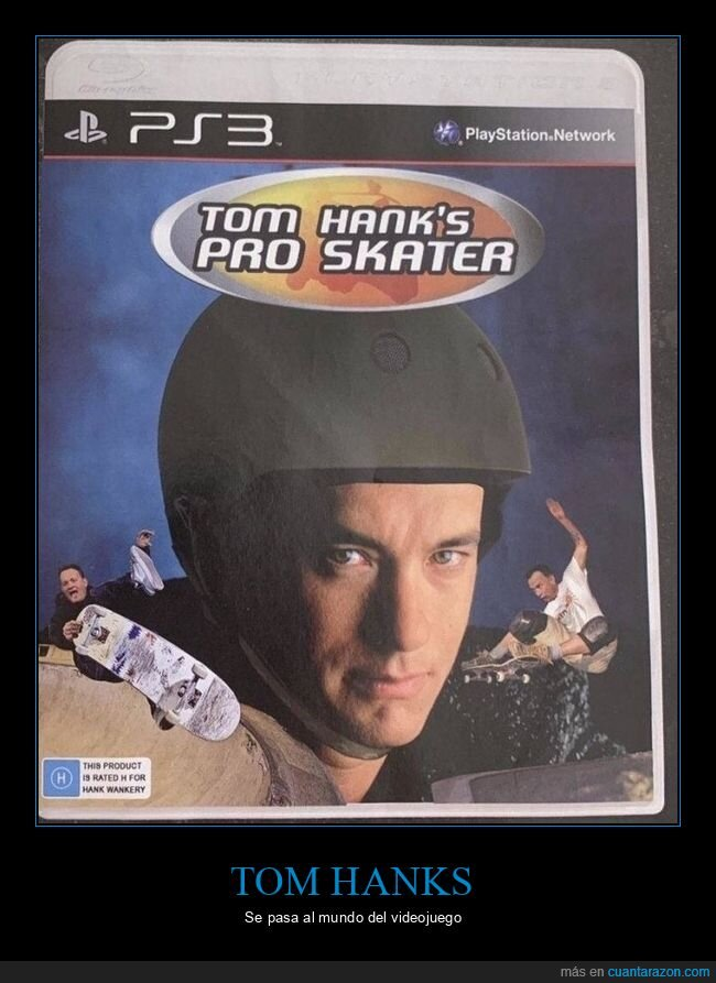 skate,tom hanks,tony hawk,videojuego