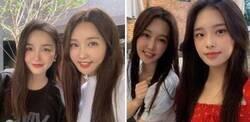 Enlace a Esta madre coreana de 51 años publica fotos con su hija y muchos no pueden distinguirlas