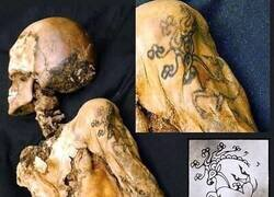 Enlace a Tatuaje milenario