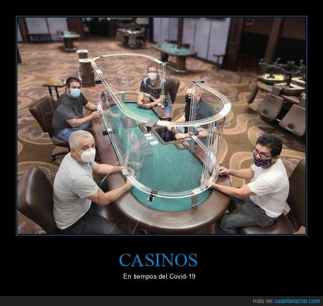 casino,coronavirus
