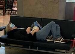 Enlace a La siesta es sagrada