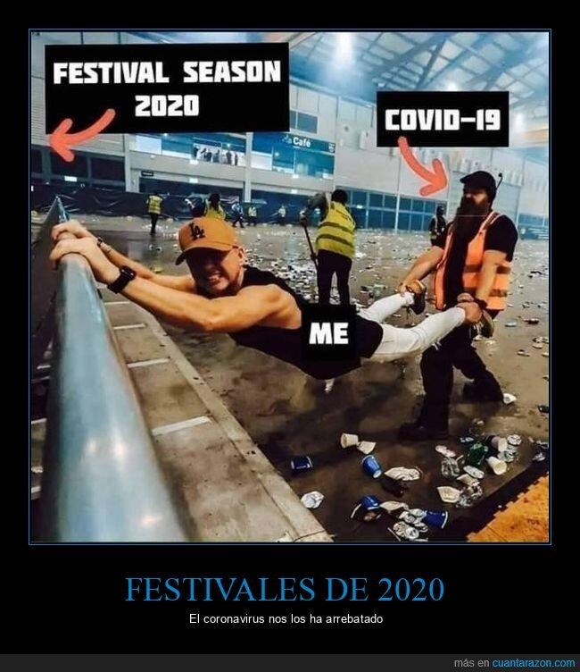 2020,coronavirus,festivales