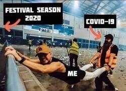 Enlace a Este año no hay festivales