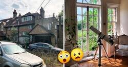 Enlace a Los dueños de esta mansión lujosa huyeron misteriosamente y dejaron sus artículos intactos