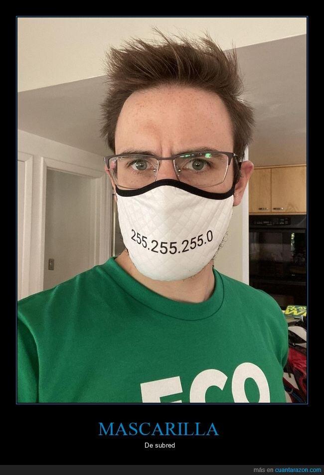 absurder,coronavirus,máscara de subred,mascarilla