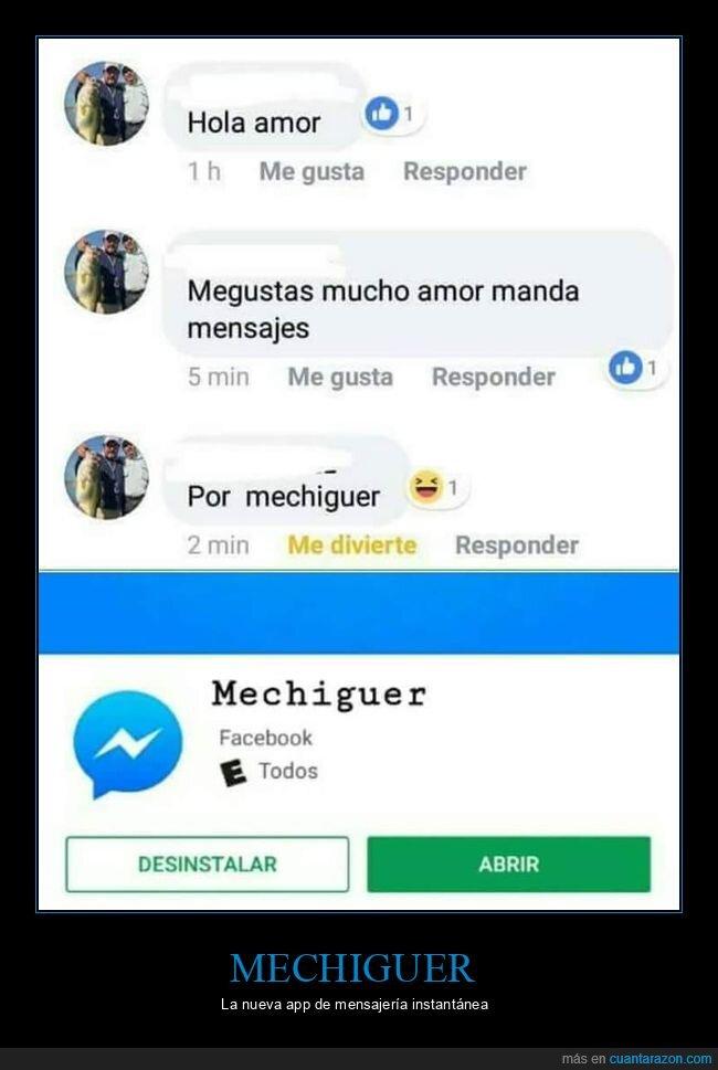 fails,mechiguer,messenger