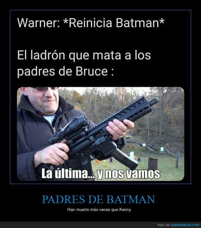 batman,bruce wayne,padres,reinicio