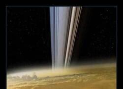 Enlace a Unas vistas privilegiadas de Saturno