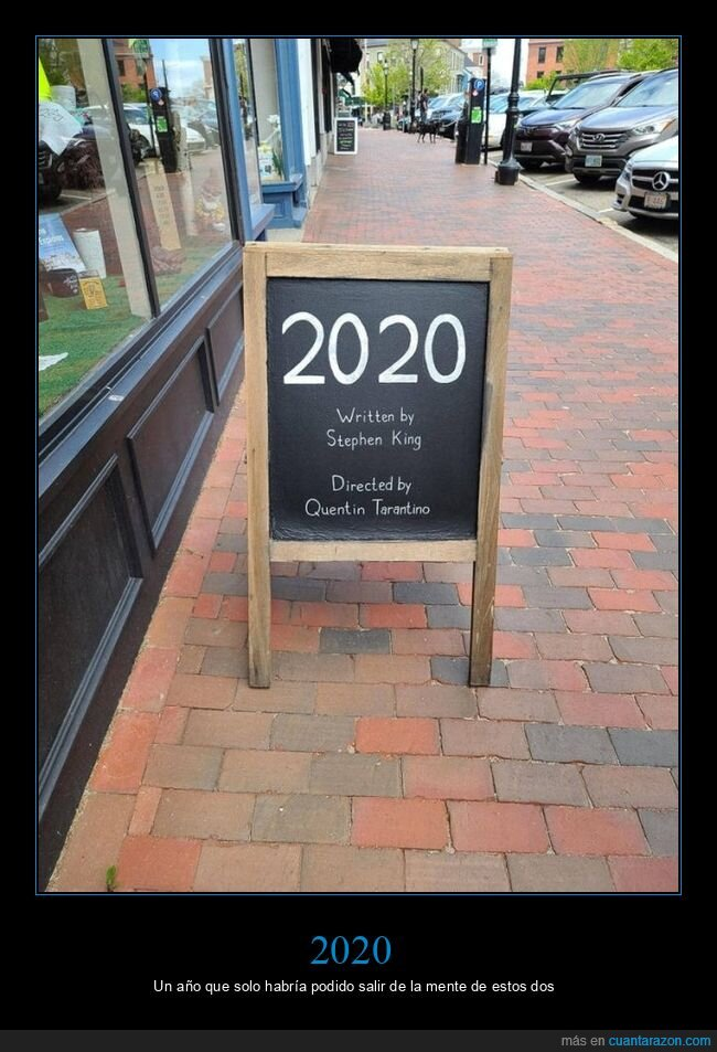 2020,dirigido,escrito,stephen king,tarantino