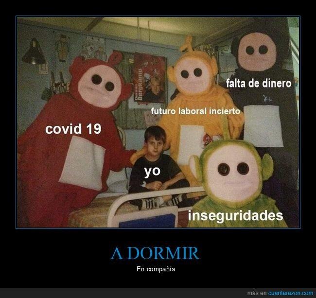 coronavirus,miedo,teletubbies