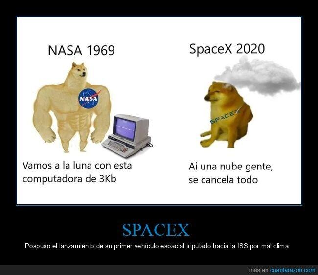 lanzamiento,pospuesto,spacex