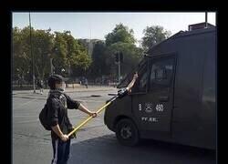 Enlace a Protestando de forma segura