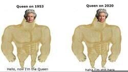 Enlace a La reina eterna