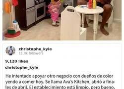"""Enlace a Se vuelve viral la honesta reseña de este padre sobre el """"restaurante"""" de su hija"""