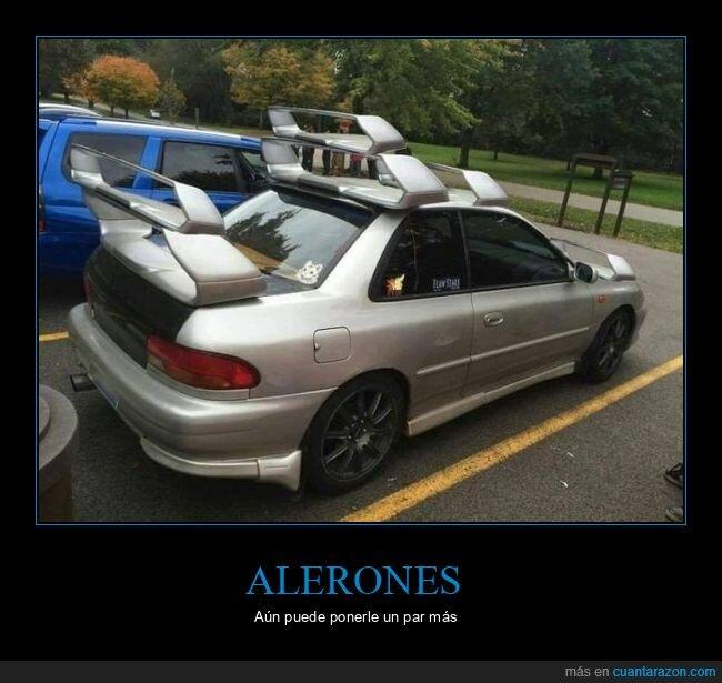 alerones,coche,tuning