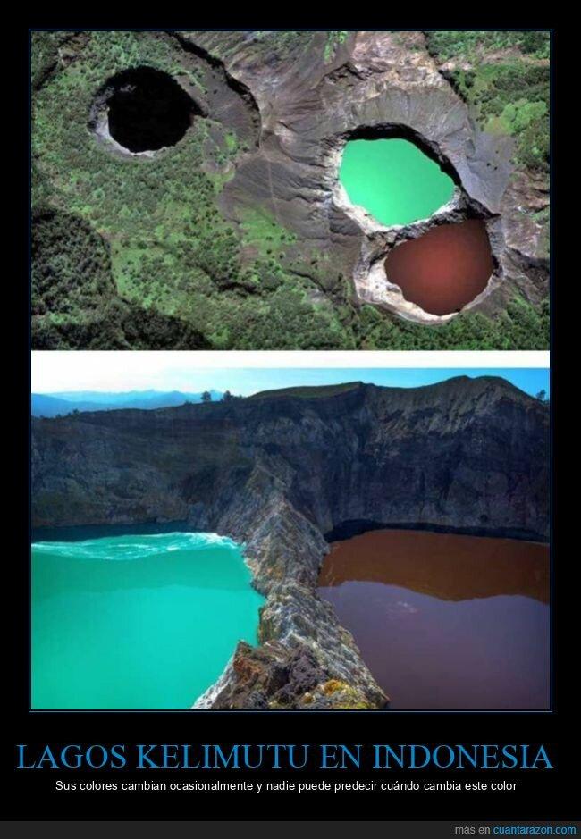 colores,indonesia,kelimutu,lagos