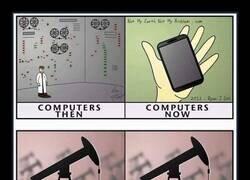 Enlace a Evolución de los ordenadores VS energía