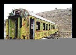Enlace a Un nuevo uso para un viejo vagón de tren