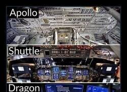 Enlace a La evolución de las naves espaciales