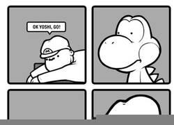 Enlace a Lo que no querías saber de Mario y Yoshi