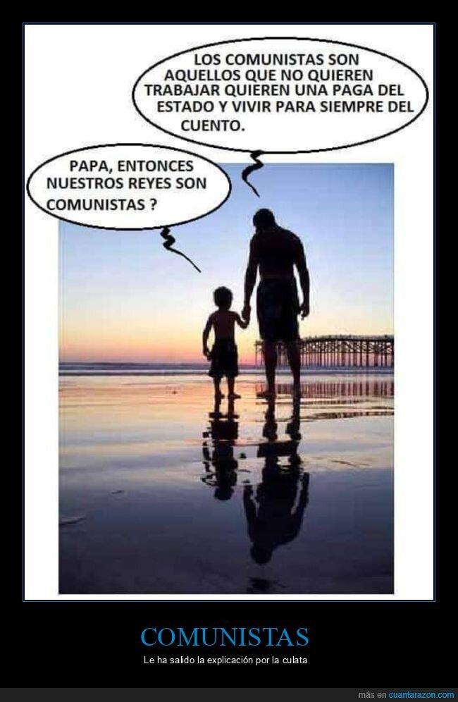 comunistas,reyes