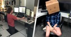Enlace a Compañeros de trabajo que necesitas para que hagan divertida la jornada laboral
