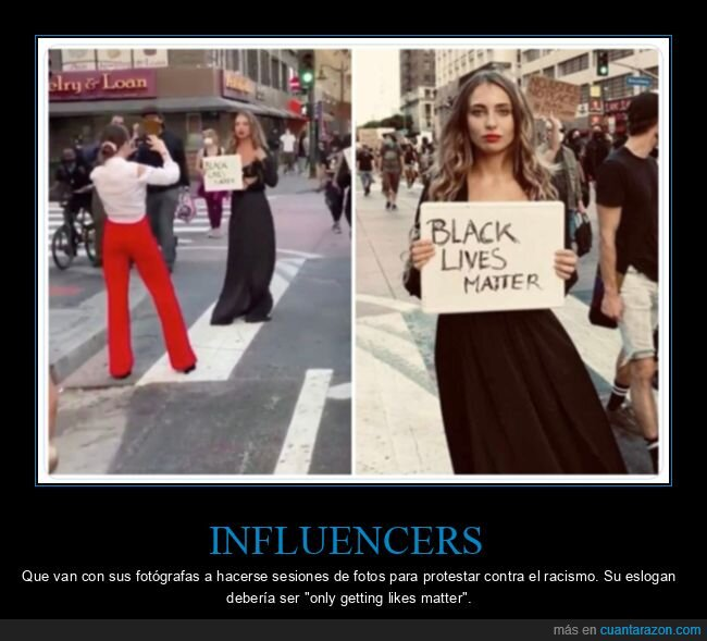 black lives matter,influencers,postureo