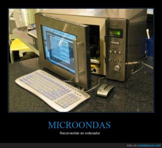 microondas,ordenador,wtf