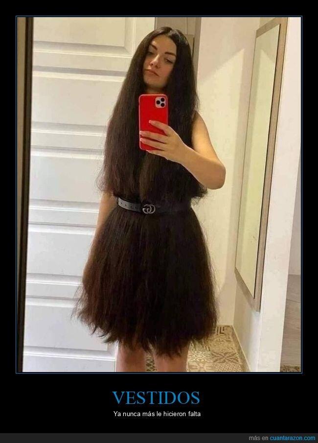 pelo,vestido,wtf