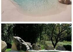 Enlace a Las piscinas de arena son la última tendencia para tu casa