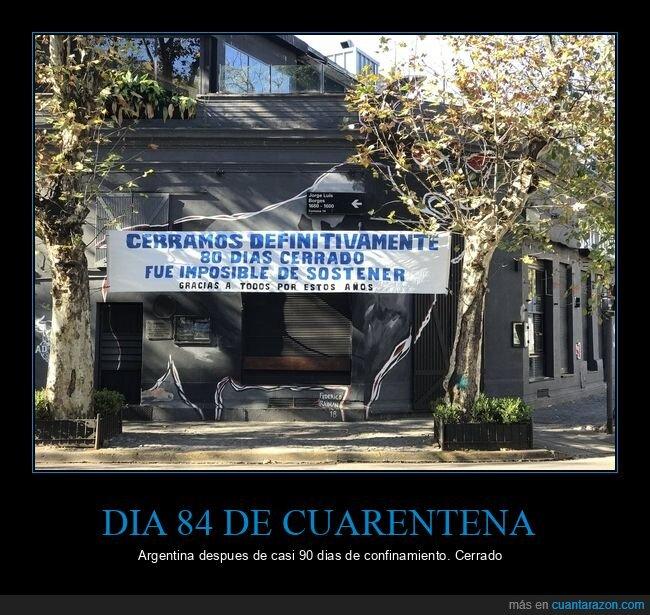 argentina,cerrado,coronavirus,cuarentena,negocio,pandemia