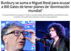 Enlace a La conspiranoia se apodera de los cantantes españoles