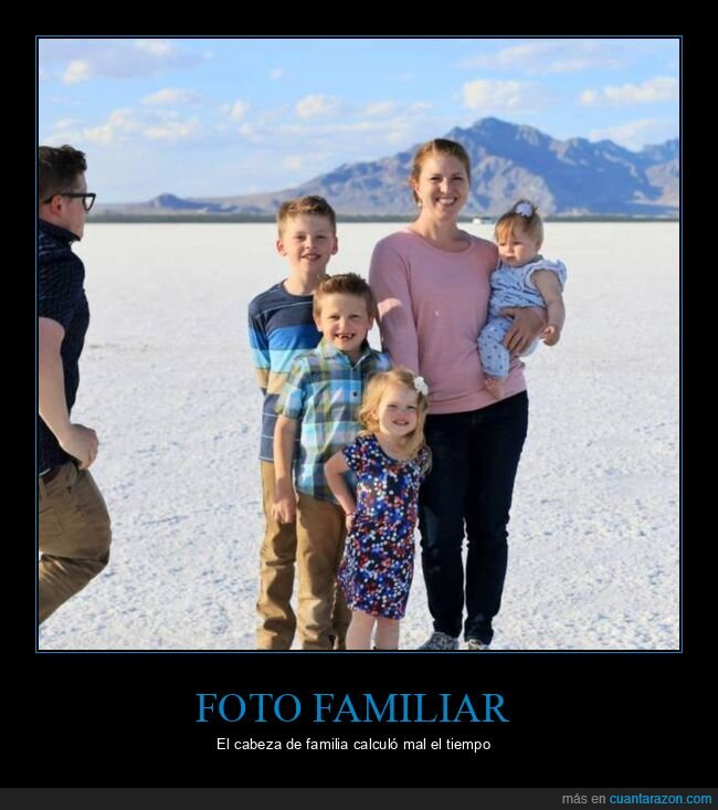 fails,familia,foto familiar,tiempo