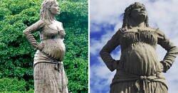Enlace a Estatuas mejores que las que los manifestantes están tirando abajo