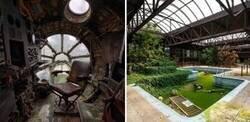 Enlace a Lugares abandonados que resultan fascinantes de ver