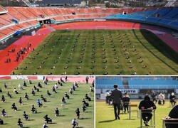 Enlace a En Corea del Sur no son partidarios de los exámenes online