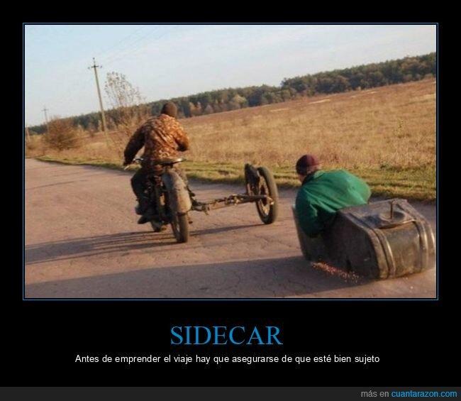 fails,moto,sidecar